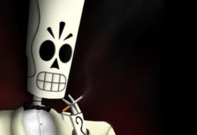 Grim Fandango Remastered - Live Gameplay