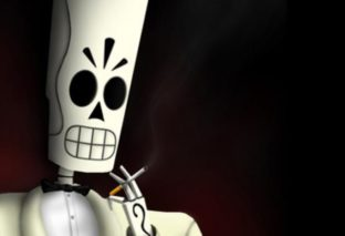 Grim Fandango Remastered - Live Gameplay
