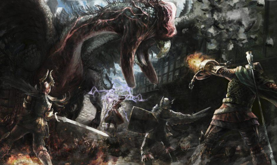 Annunciato Dragon's Dogma Dark Arisen Remaster