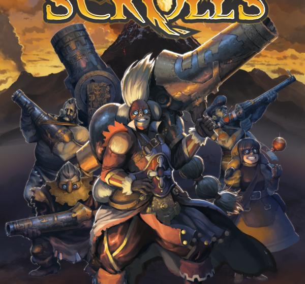 Disponibile Scrolls, il nuovo gioco dai creatori di Minecraft