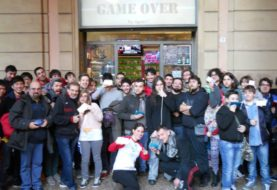 StreetPass Meeting @ Game Over Bologna, reportage