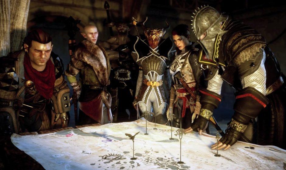 Una nuova, corposa patch per Dragon Age Inquisition