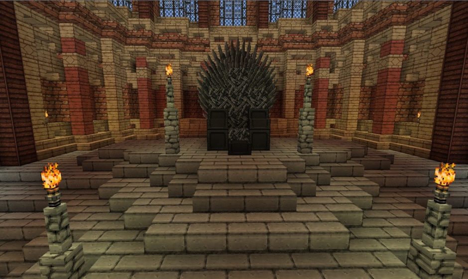 Game of Thrones sbarca su Minecraft