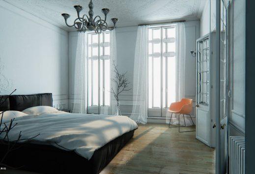 Impressionante ricreazione di un appartamento con Unreal Engine 4