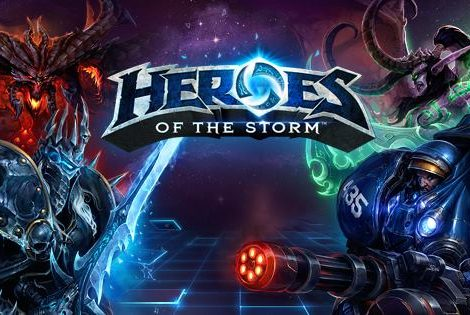 Heroes of the Storm Anteprima
