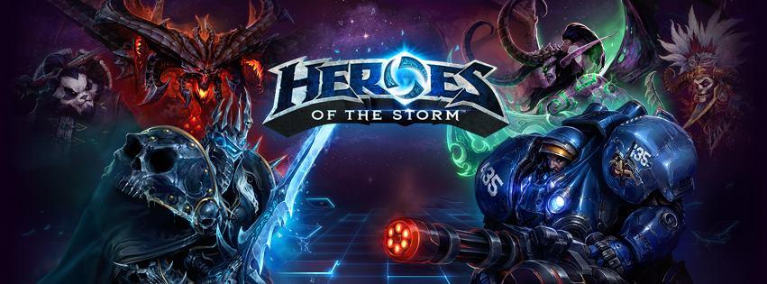 Heroes of the Storm Patch Febbraio e nuovi eroi!