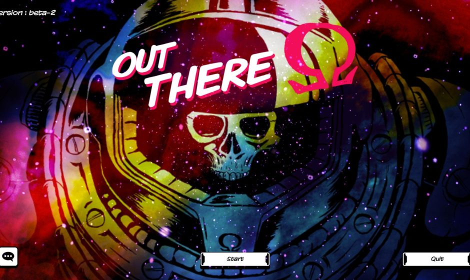 Out There Ω Edition - Hands On