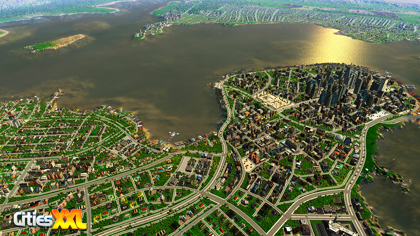 cities xxl recensione