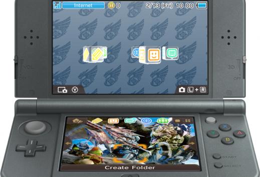 Monster Hunter 4 Ultimate, tema gratis per chi acquista la versione digitale del gioco