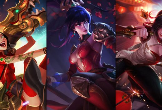 League Of Legends: skin, Nemesis Draft e Championship Series
