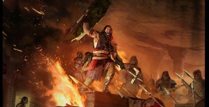 E3 2018: Underworld Ascendant - Provato