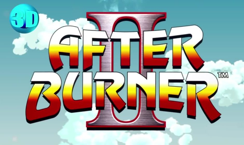 3D After Burner II