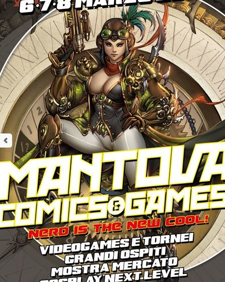 GameSource al Mantova Comics & Games