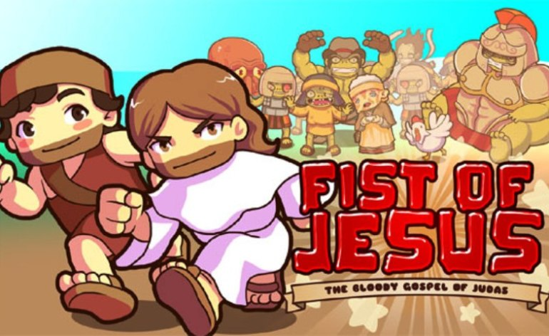 The Indiependent - Fist of Jesus
