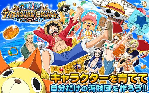 One Piece Treasure Cruise sbarca su mobile