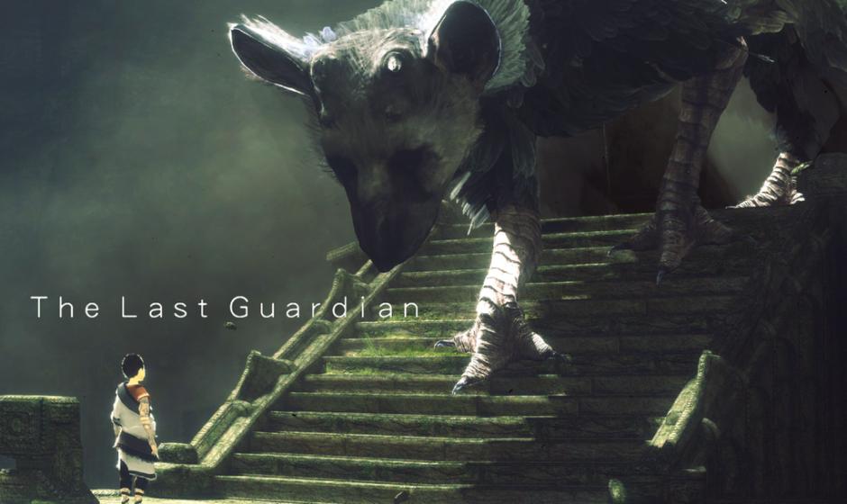 The Last Guardian al Tokyo Game Show
