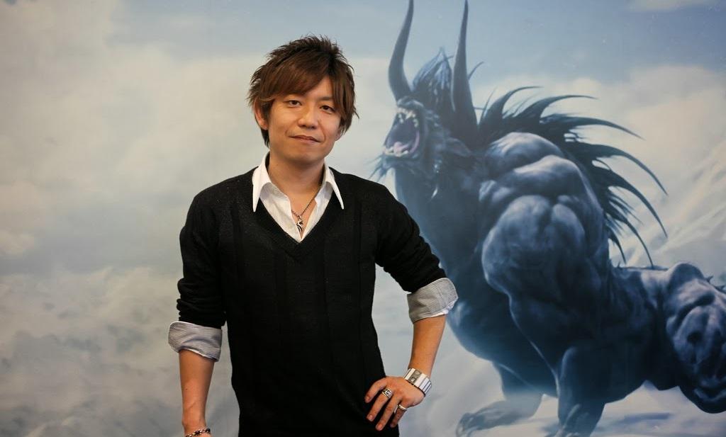 Final Fantasy XVI Yoshida