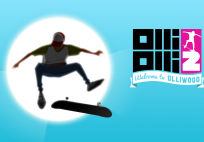 OlliOlli2 Welcome to Olliwood