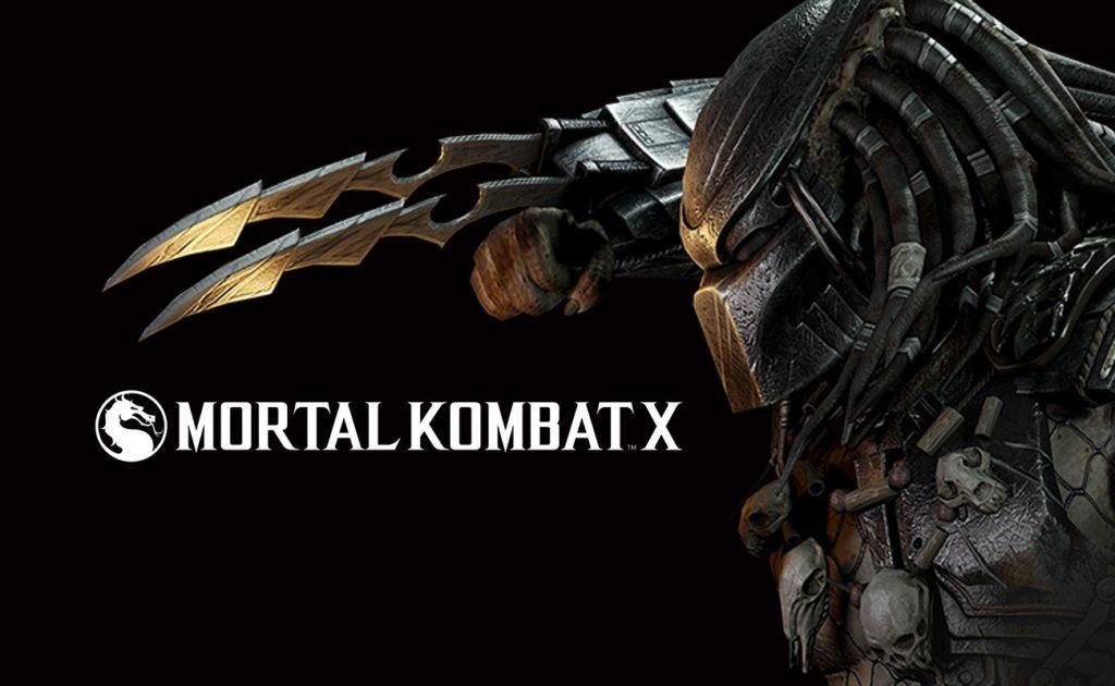 Predator in Mortal Kombat X