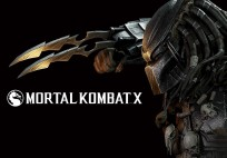 Predator in Mortal Kombat X