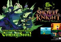 Shovel Knight espansione Plague of Shadows