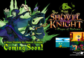 Shovel Knight, in arrivo l'espansione Plague of Shadows