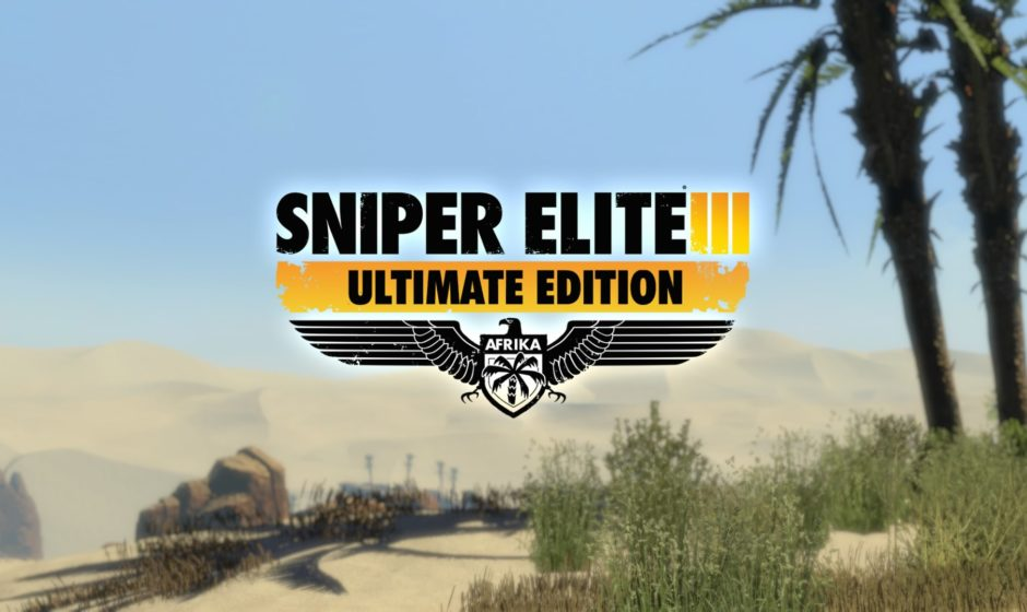 Sniper Elite 3 Ultimate Edition su Nintendo Switch