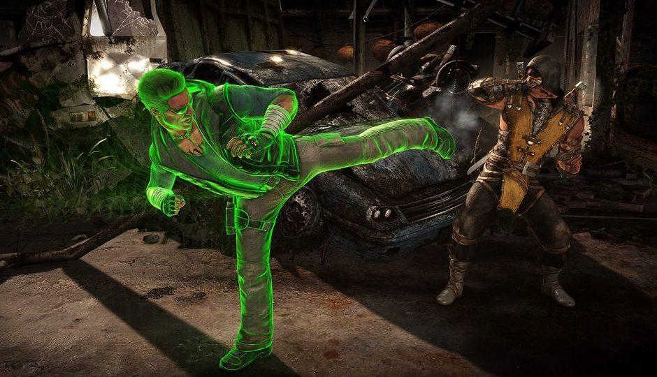 Video di Johnny Cage e Story Mode in Mortal Kombat X