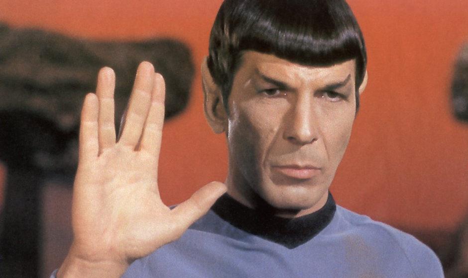 Star Trek Online tributa Leonard Nimoy