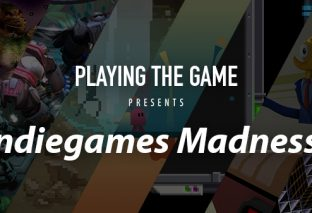 Playing The Game: Indiegames Madness!