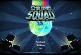 Disponibile da domani Chroma Squad