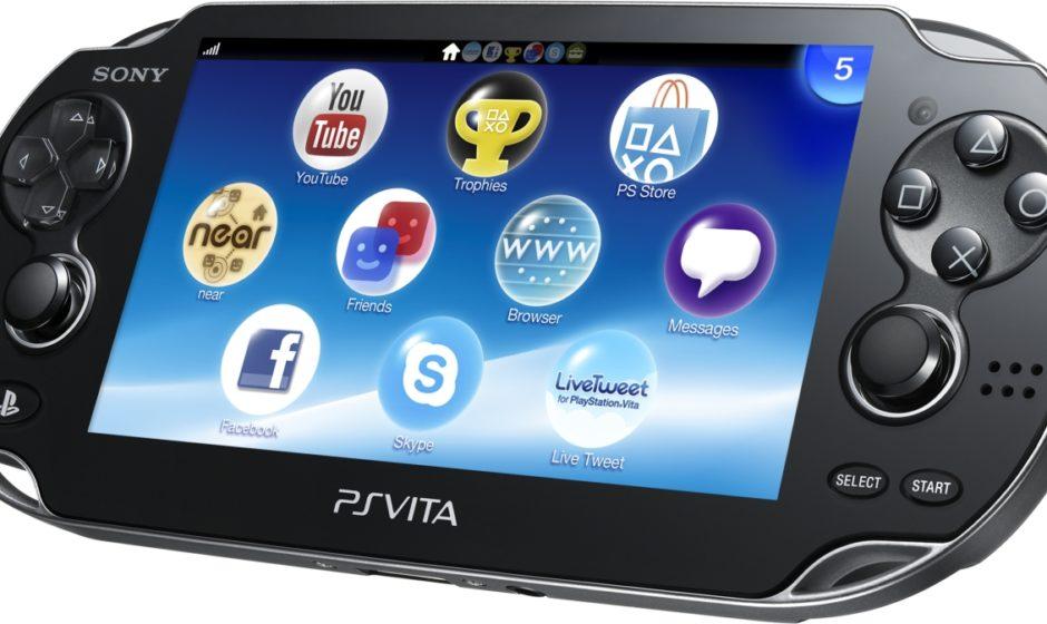 L'aggiornamento 3.50 di PlayStation Vita libera il 30% di RAM