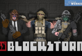 Blockstorm, open beta in arrivo