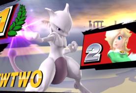 Mewtwo disponibile su Super Smash Bros.