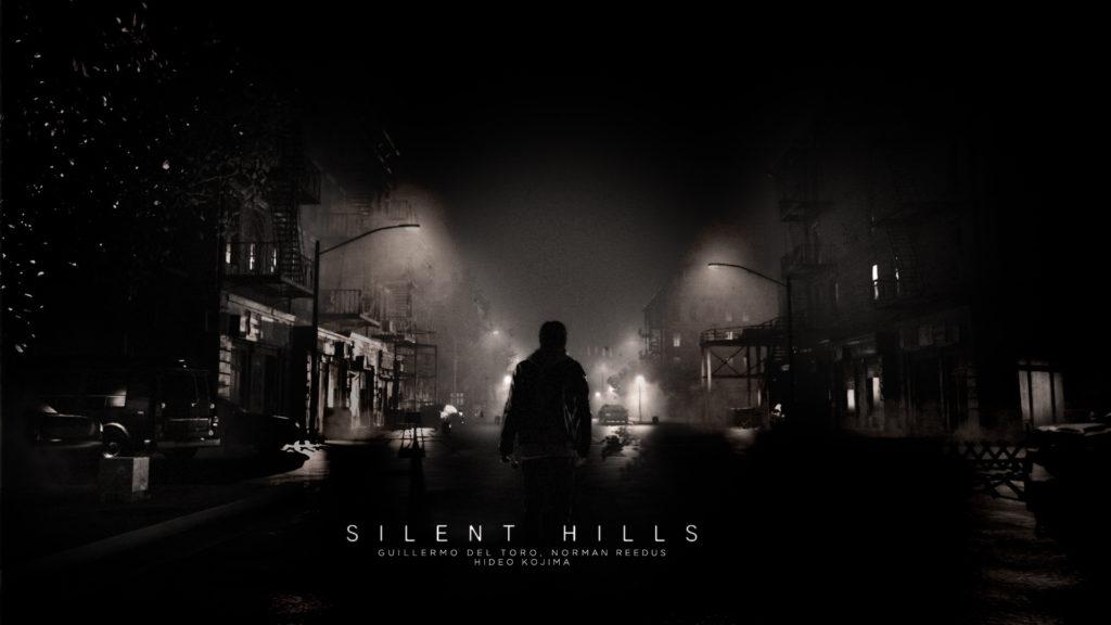 Silent Hills Konami