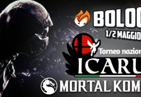 Icarus, evento torneistico nazionale, Bologna 1 e 2 maggio