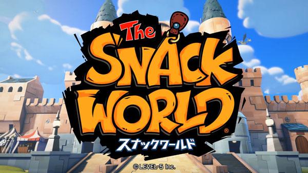 Level-5 annuncia The Snack World