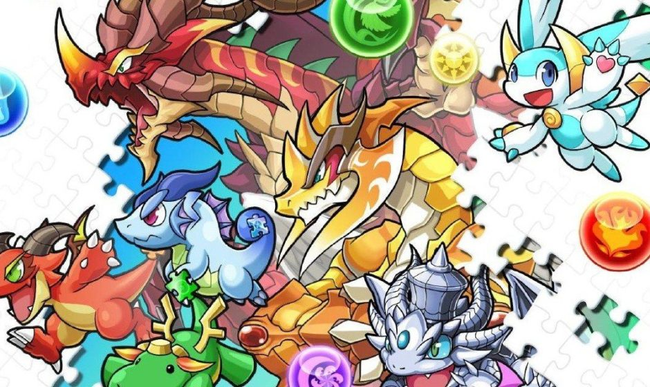 Puzzle and Dragons Z + Super Mario Bros. Edition