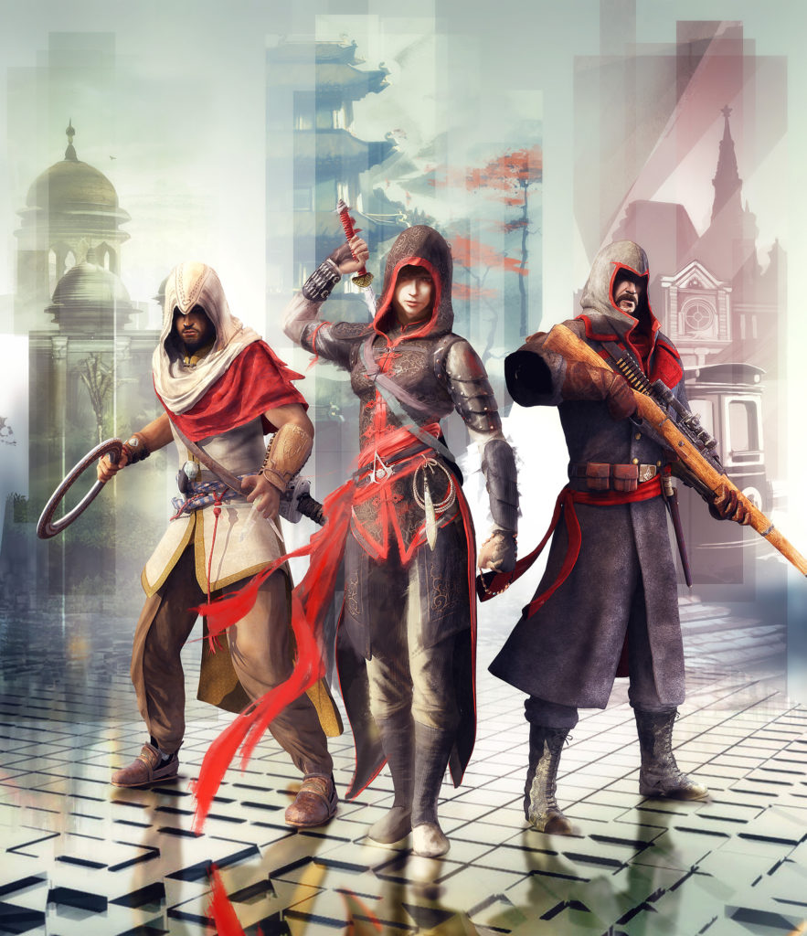 trilogia di Assassin's Creed Chronicles