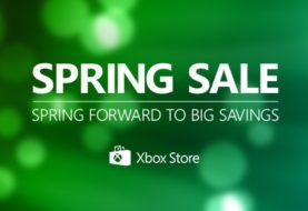 Xbox Store Spring Sale Weekend offers