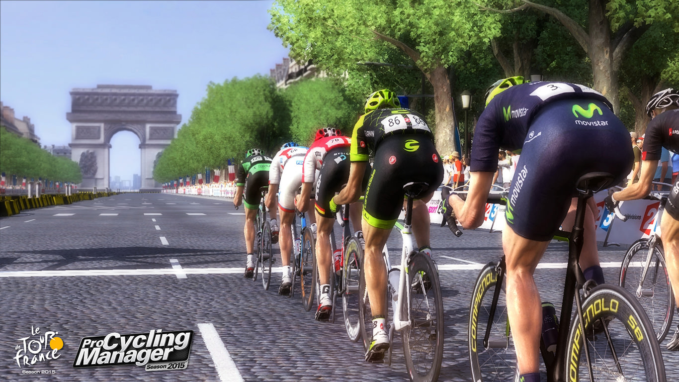 Pro Cycling Manager 2015 Le Tour De France 2015