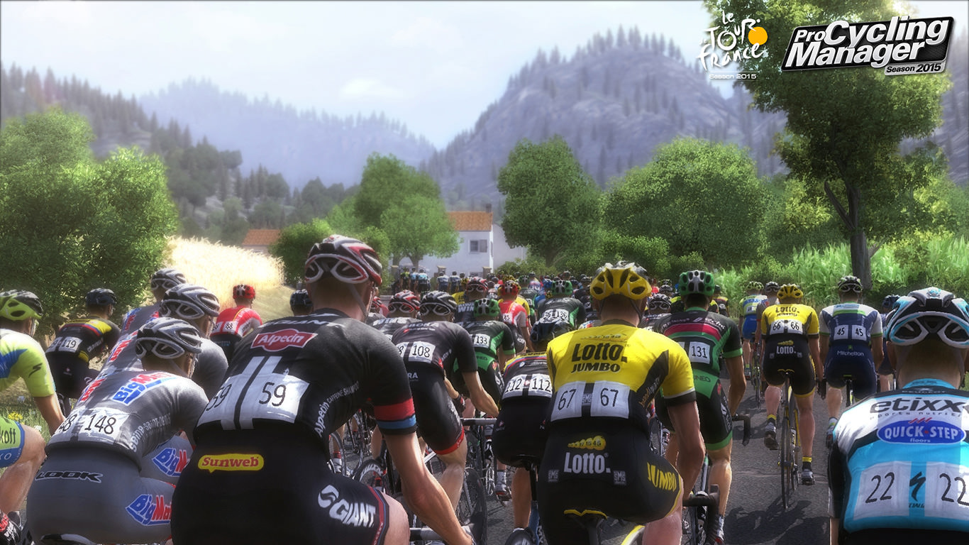 le tour de france 2015 screenshots