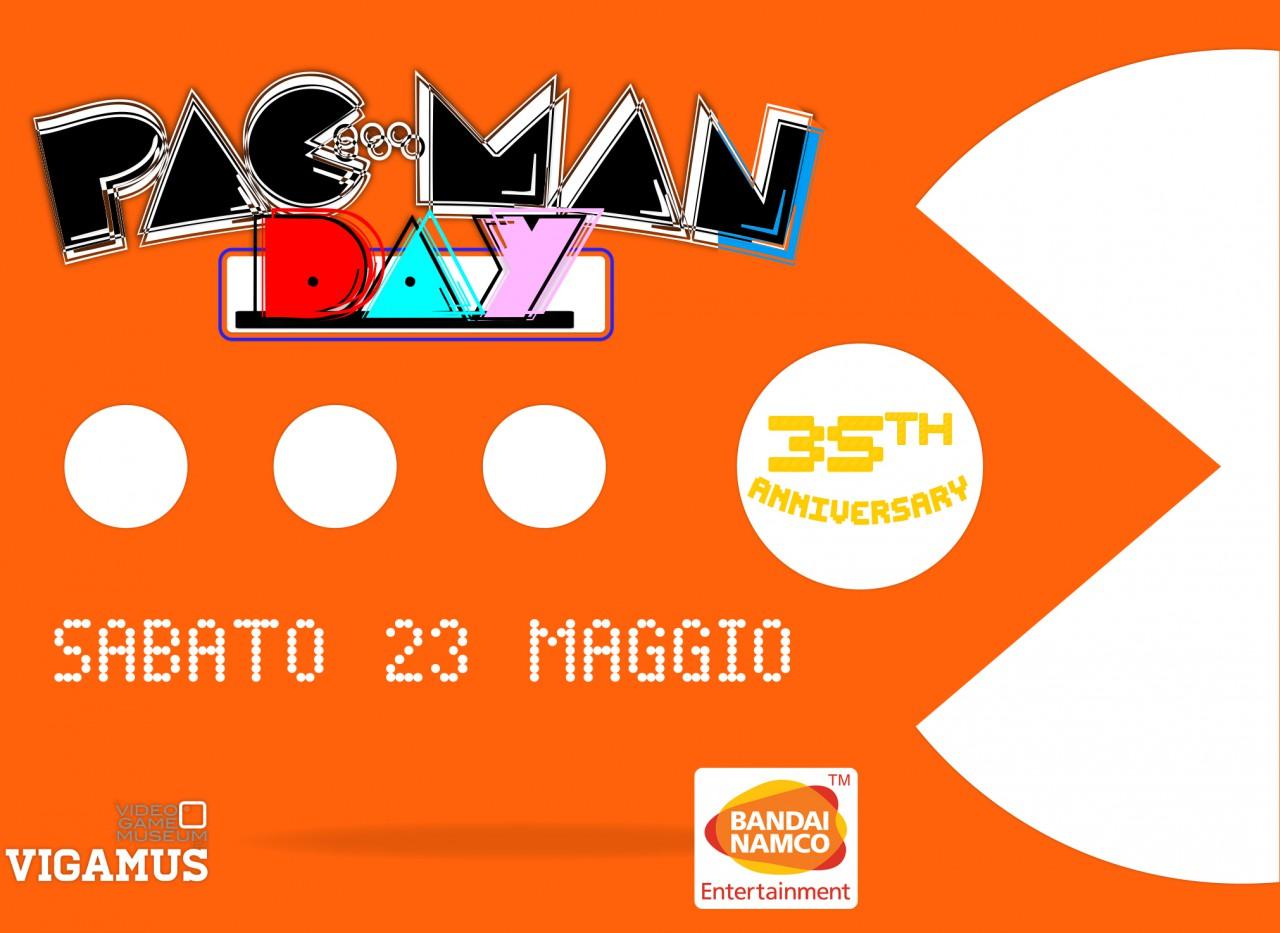Pac-Man 35° Anniversario