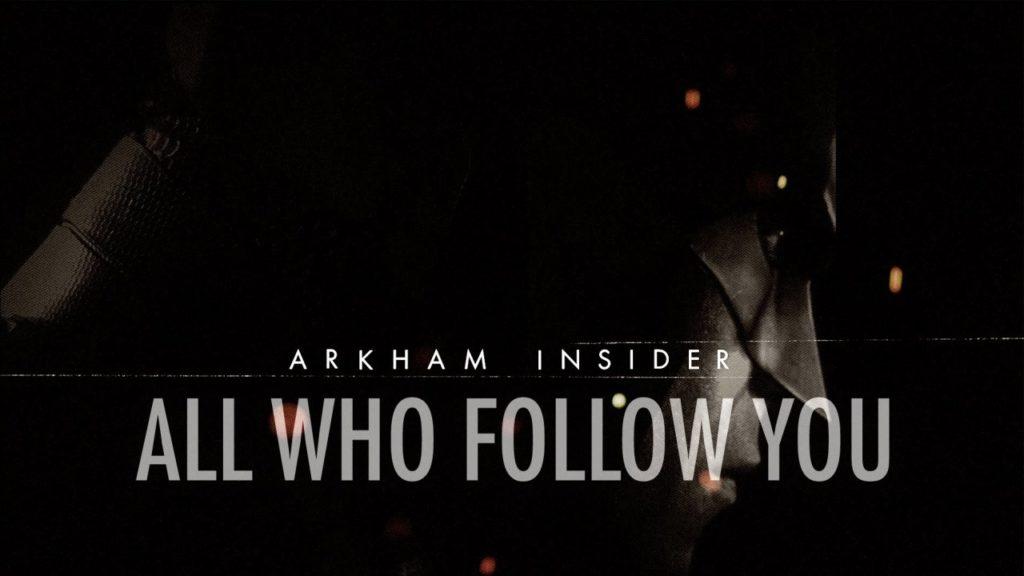 Arkham Insider 1