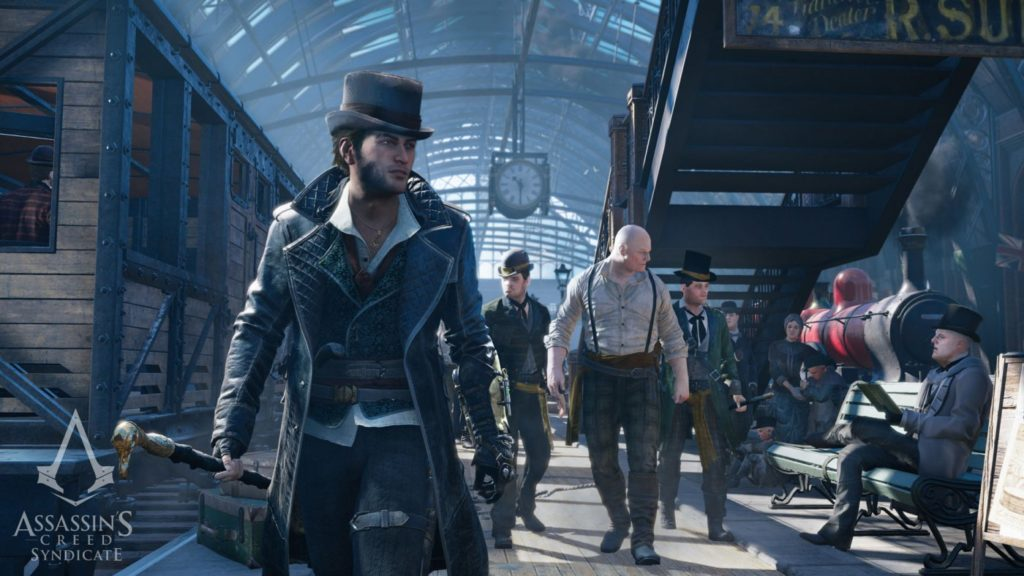 Assassin's Creed Syndicate ambientazioni