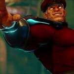 Bison in Street Fighter V 01 - Intro