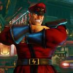 Bison in Street Fighter V 02 - Idle Pose