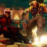 Bison in Street Fighter V 04 - Slide