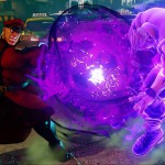 Bison in Street Fighter V 06 - Fireball