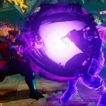 Bison in Street Fighter V 07 - Fireball